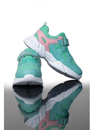 Letoon Ltn019 Çocuk Spor Ayakkabı Yeşil